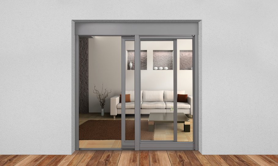 Schiebesysteme - Elegante, Lichtdurchflutete Glasarchitektur Schiebeturen Fur Die Terrasse