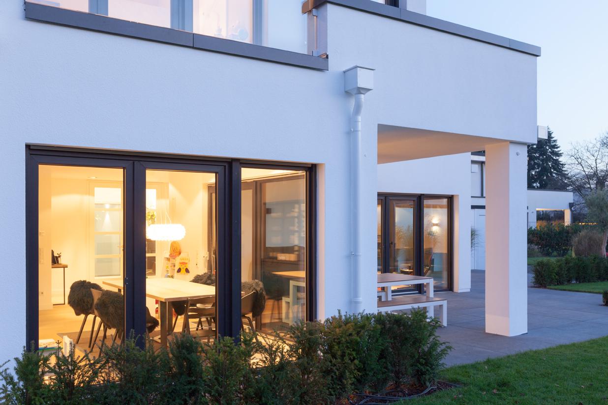 Modernes Einfamilienhaus in Neuss